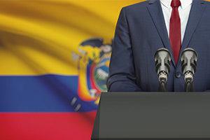 Ecuador Businessman